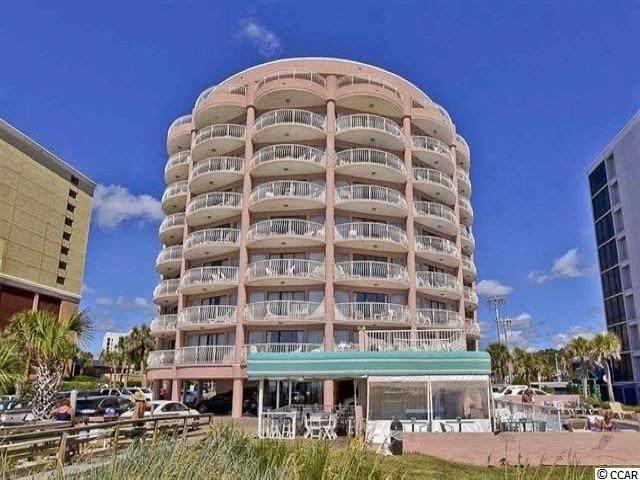 202 70th Ave. N #101, Myrtle Beach, SC 29572 (MLS #2104772) :: Duncan Group Properties