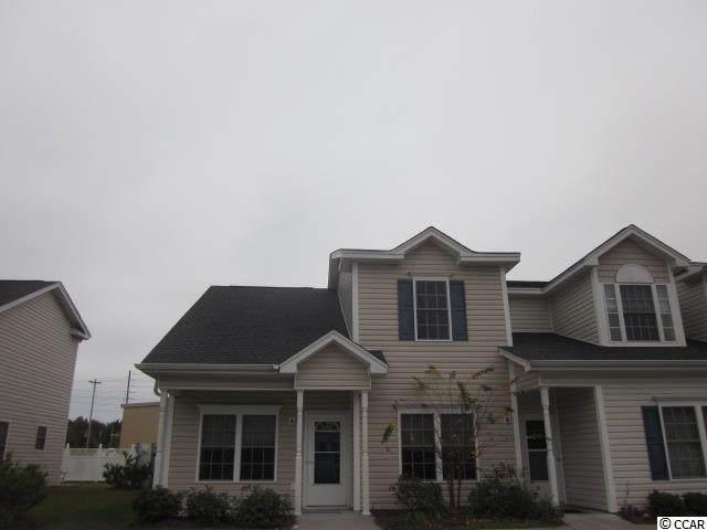 105 Spring Creek Dr. A, Myrtle Beach, SC 29588 (MLS #2104854) :: Garden City Realty, Inc.