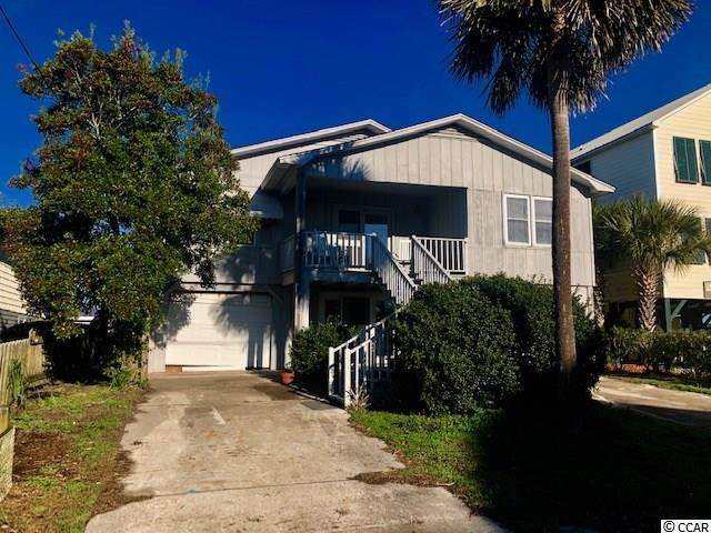 424 South Underwood Dr., Garden City Beach, SC 29576 (MLS #2105037) :: Garden City Realty, Inc.