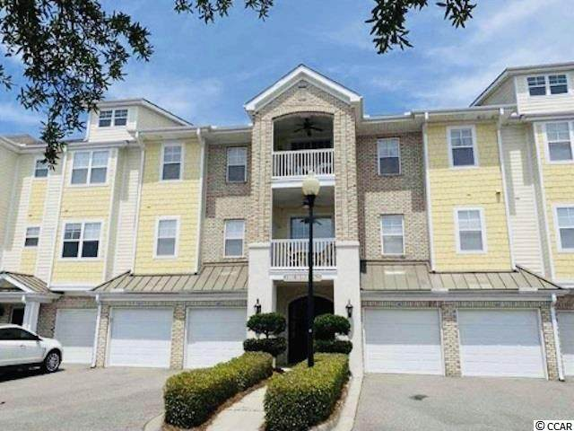 6203 Catalina Dr. #727, North Myrtle Beach, SC 29582 (MLS #2105300) :: Armand R Roux | Real Estate Buy The Coast LLC