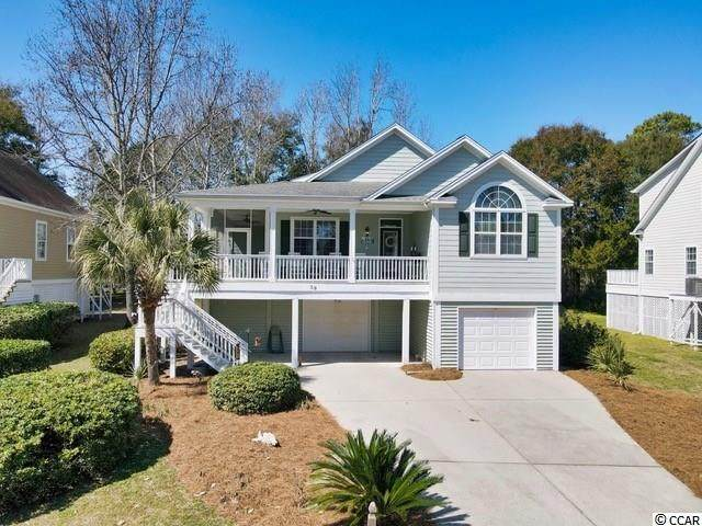 59 Marsh Point Dr., Pawleys Island, SC 29585 (MLS #2105325) :: The Litchfield Company