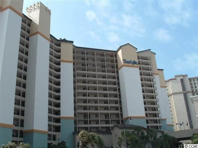 4800 S Ocean Blvd. #307, North Myrtle Beach, SC 29582 (MLS #2105326) :: The Litchfield Company