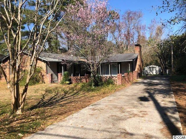 706 Johnson St., Conway, SC 29527 (MLS #2105458) :: Garden City Realty, Inc.