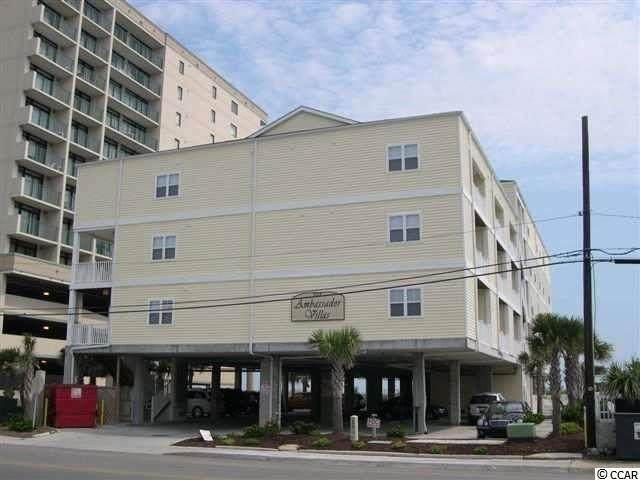 507 S Ocean Blvd. #203, North Myrtle Beach, SC 29582 (MLS #2105681) :: Dunes Realty Sales