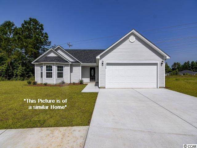 1562 Heirloom Dr., Conway, SC 29527 (MLS #2105787) :: Surfside Realty Company