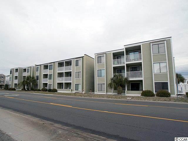 4801 N Ocean Blvd. 1-C, North Myrtle Beach, SC 29582 (MLS #2105850) :: James W. Smith Real Estate Co.