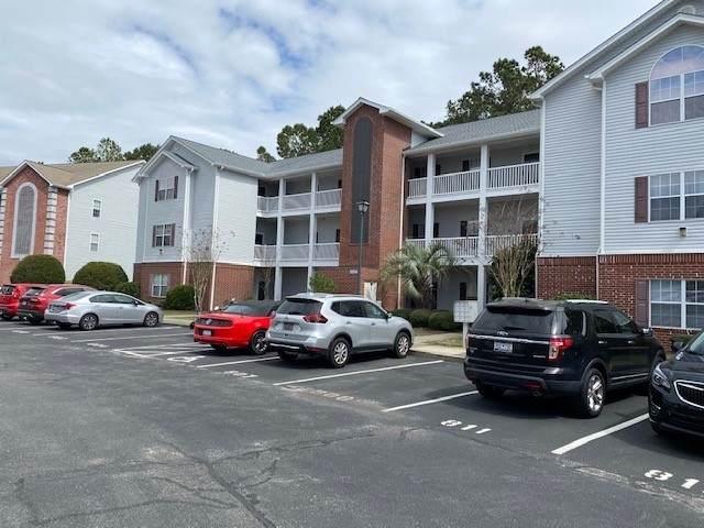4822 Innisbrook Ct. #811, Myrtle Beach, SC 29579 (MLS #2106432) :: The Litchfield Company