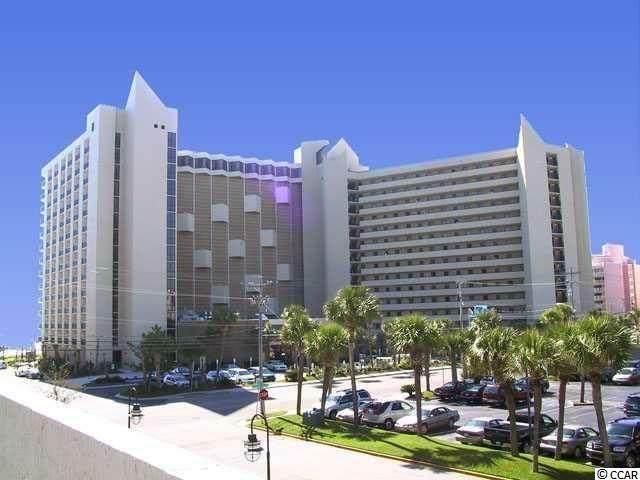7100 N Ocean Blvd. #715, Myrtle Beach, SC 29572 (MLS #2107065) :: Armand R Roux | Real Estate Buy The Coast LLC