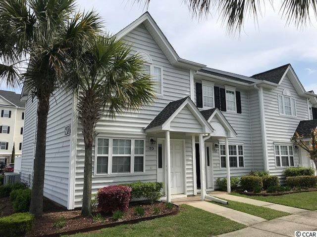 601 Sailbrooke Ct. #102, Murrells Inlet, SC 29576 (MLS #2107192) :: Armand R Roux | Real Estate Buy The Coast LLC