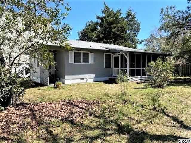 3611 Poinsett St., North Myrtle Beach, SC 29582 (MLS #2107348) :: The Litchfield Company
