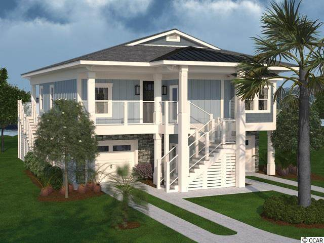 917 Marsh View Dr., North Myrtle Beach, SC 29582 (MLS #2107562) :: The Litchfield Company