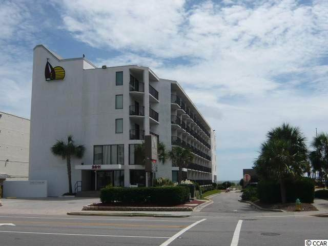 2611 S Ocean Blvd. #413, Myrtle Beach, SC 29577 (MLS #2107743) :: The Litchfield Company