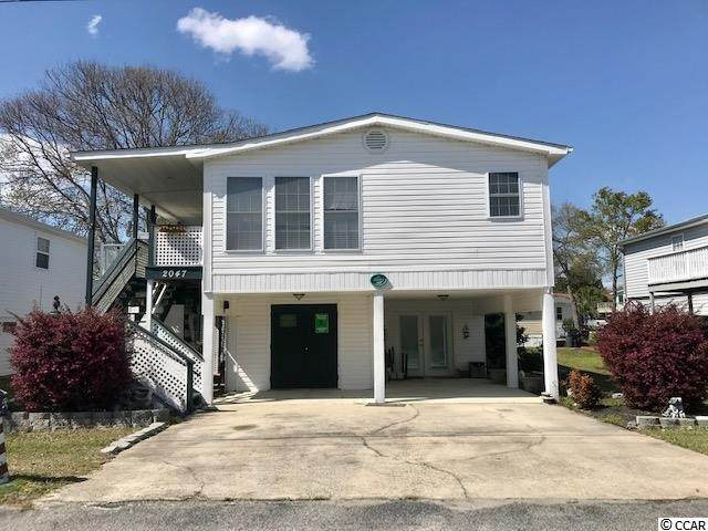 2047 Avocet Dr., Surfside Beach, SC 29575 (MLS #2107876) :: The Litchfield Company