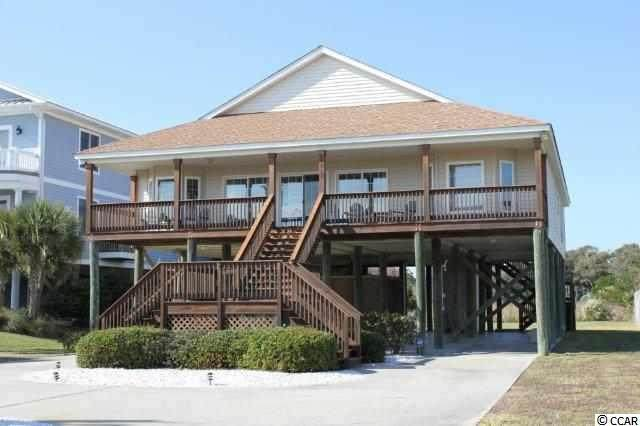 5010 S Ocean Blvd., Myrtle Beach, SC 29575 (MLS #2108105) :: The Hoffman Group
