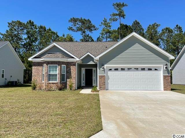 171 Fountain Pointe Ln., Myrtle Beach, SC 29579 (MLS #2108115) :: The Hoffman Group