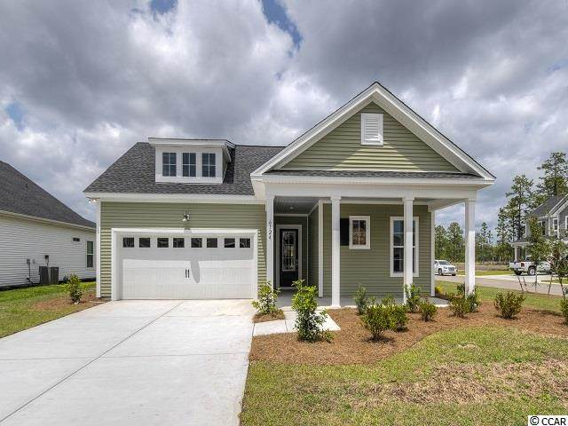 154 Tidal Dr., Murrells Inlet, SC 29576 (MLS #2108312) :: The Lachicotte Company