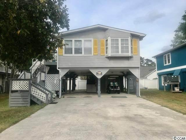 388 Meadowlark Dr., Surfside Beach, SC 29575 (MLS #2108336) :: Duncan Group Properties