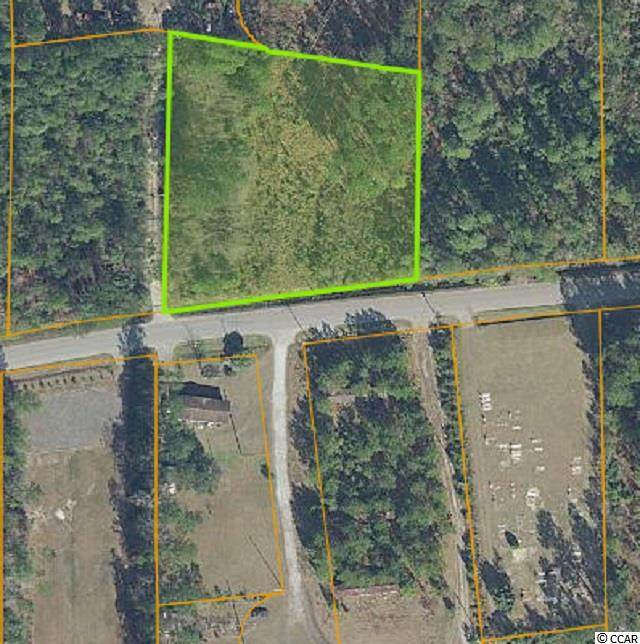 TBD Mount Pisgah Cemetery Rd., Conway, SC 29526 (MLS #2108438) :: Duncan Group Properties