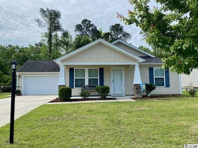 1272 Pineridge St., Conway, SC 29527 (MLS #2108648) :: Team Amanda & Co
