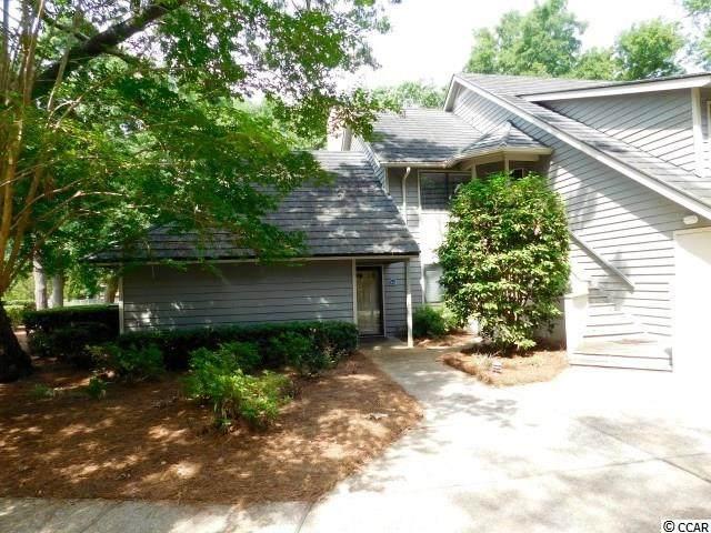 145 Hartland Dr. 4-A, Myrtle Beach, SC 29572 (MLS #2108666) :: James W. Smith Real Estate Co.