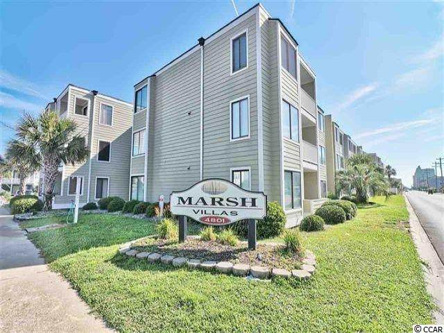 4801 N Ocean Blvd. 3N, North Myrtle Beach, SC 29582 (MLS #2108761) :: Dunes Realty Sales