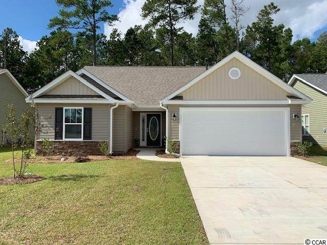 904 Cygnet Dr., Conway, SC 29526 (MLS #2108779) :: James W. Smith Real Estate Co.