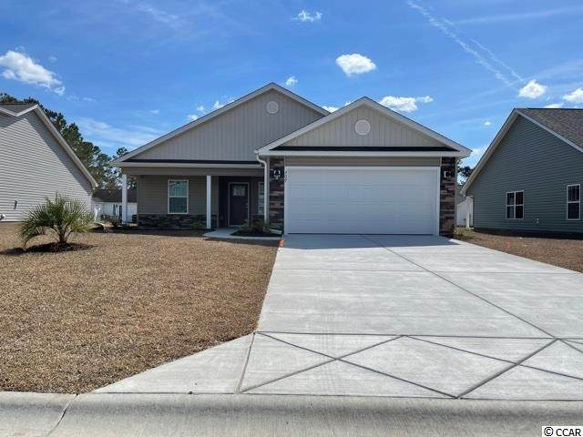 924 Cygnet Dr., Conway, SC 29526 (MLS #2108793) :: James W. Smith Real Estate Co.