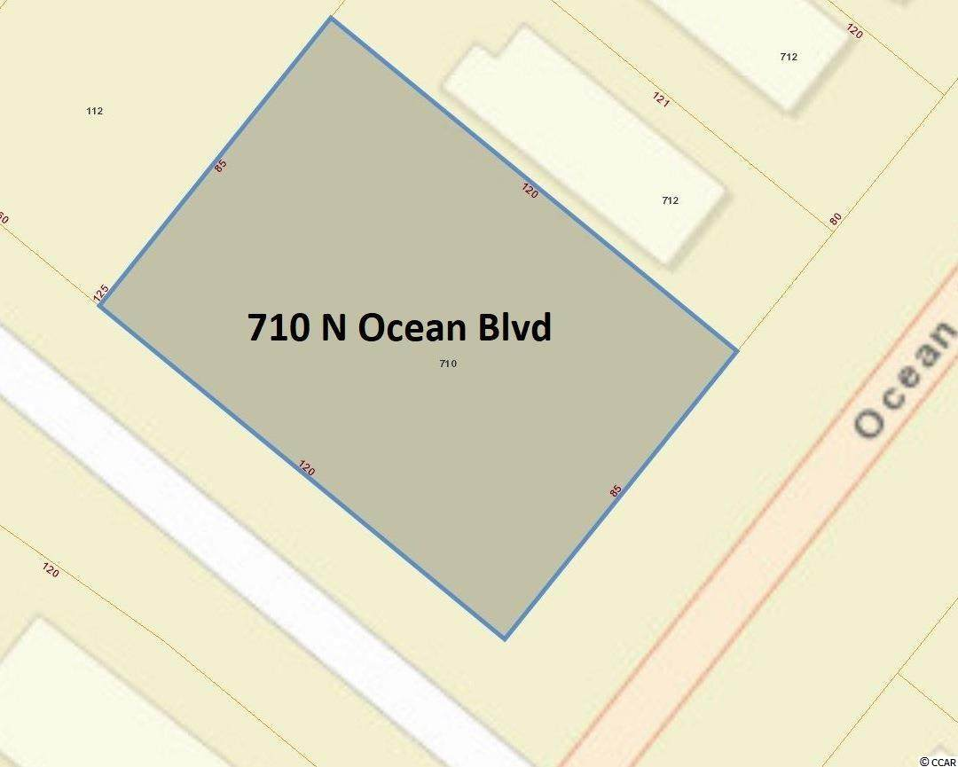 710 N Ocean Blvd. - Photo 1