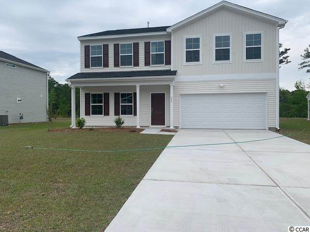 443 Archer Ct., Conway, SC 29526 (MLS #2109849) :: The Litchfield Company