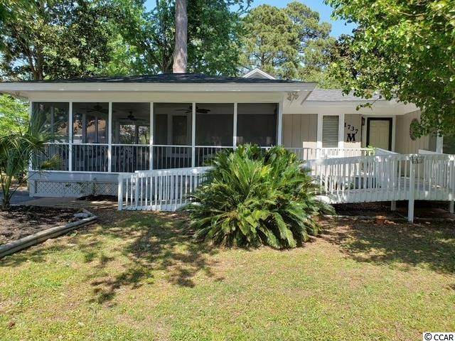 1737 Landing Rd., Myrtle Beach, SC 29577 (MLS #2109950) :: Duncan Group Properties