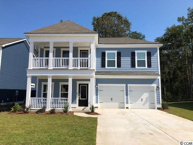 805 Turtle Dove Ln., Myrtle Beach, SC 29577 (MLS #2110034) :: The Greg Sisson Team