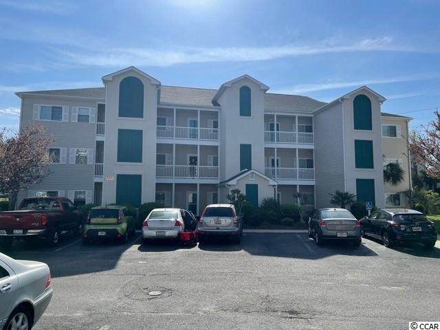 1100 Commons Blvd. #211, North Myrtle Beach, SC 29582 (MLS #2110108) :: Hawkeye Realty