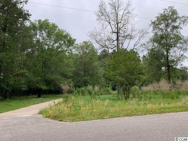 372 Waccamaw River Dr., Conway, SC 29526 (MLS #2110472) :: Ryan Korros Team