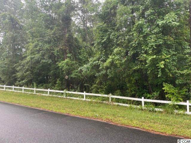 Pinewood Circle, Little River, SC 29566 (MLS #2112000) :: The Litchfield Company