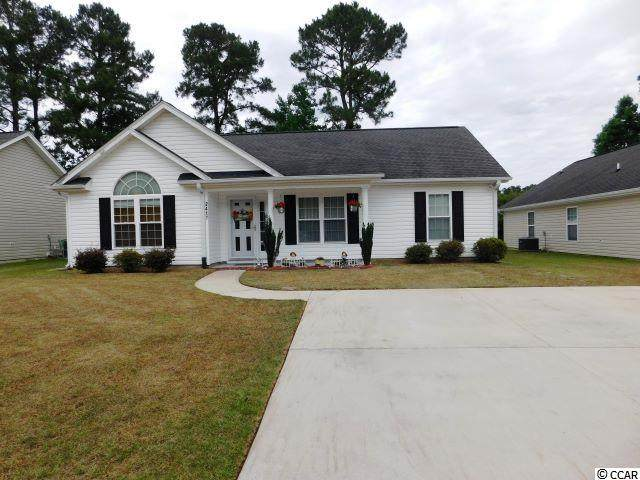 2417 Westbrook Dr., Conway, SC 29527 (MLS #2112027) :: Surfside Realty Company