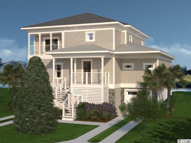 1012 Marsh View Dr., North Myrtle Beach, SC 29582 (MLS #2112212) :: Sloan Realty Group