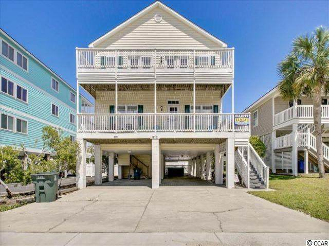 212 N 30th Ave. N, North Myrtle Beach, SC 29582 (MLS #2112781) :: The Litchfield Company