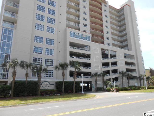 1401 S Ocean Blvd. #805, North Myrtle Beach, SC 29582 (MLS #2112833) :: The Litchfield Company