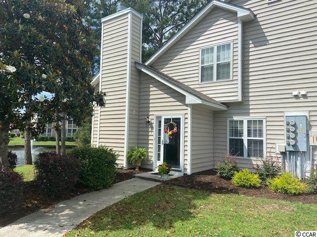 503 20th Ave. N 7C, North Myrtle Beach, SC 29582 (MLS #2112842) :: The Litchfield Company