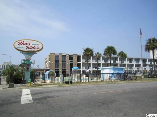 1600 S Ocean Blvd. #202, Myrtle Beach, SC 29577 (MLS #2112982) :: Surfside Realty Company