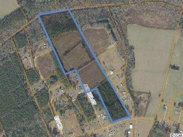 TBD Emery Rd., Loris, SC 29569 (MLS #2113182) :: Garden City Realty, Inc.
