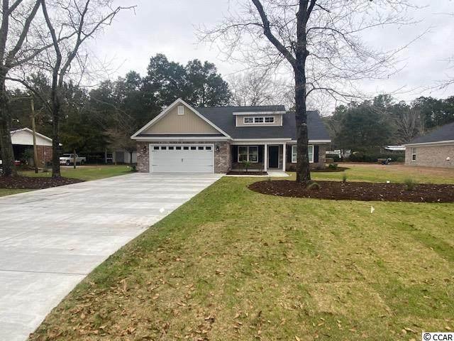 4010 Edwards Rd., Aynor, SC 29511 (MLS #2113202) :: Duncan Group Properties