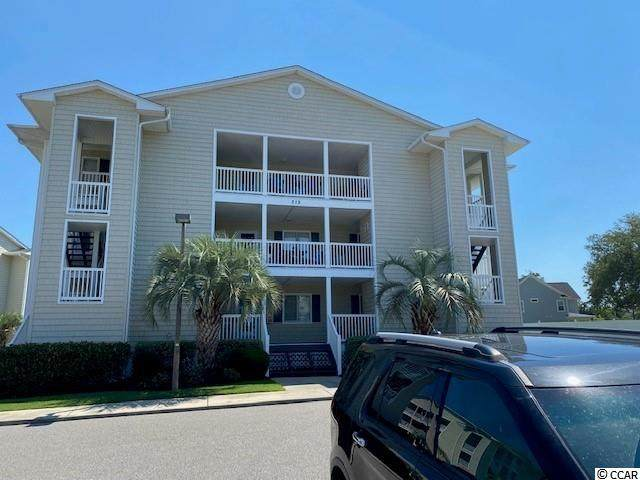 212 Landing Rd. G, North Myrtle Beach, SC 29582 (MLS #2113259) :: Garden City Realty, Inc.