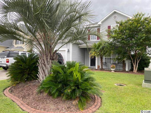 633 Menlo Park Ln., Myrtle Beach, SC 29588 (MLS #2113665) :: Grand Strand Homes & Land Realty