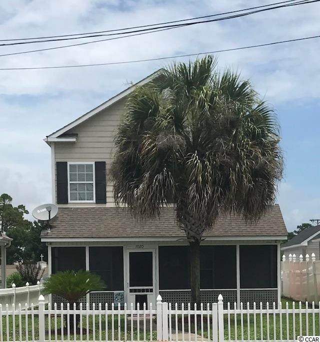 1020 Phyllis St., North Myrtle Beach, SC 29582 (MLS #2114099) :: The Lachicotte Company