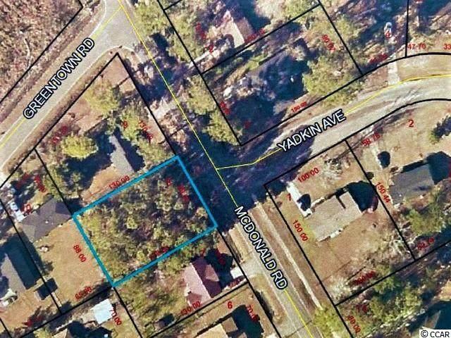 1013 Mcdonald Rd., Georgetown, SC 29440 (MLS #2114322) :: Garden City Realty, Inc.