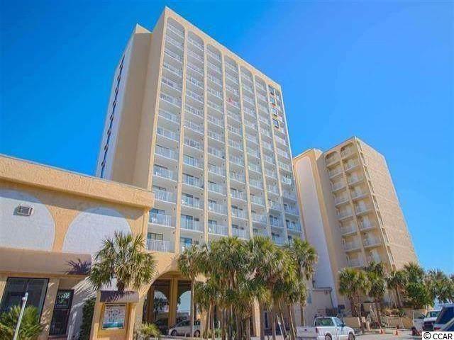 1207 S Ocean Blvd. #50408, Myrtle Beach, SC 29577 (MLS #2114771) :: Sloan Realty Group
