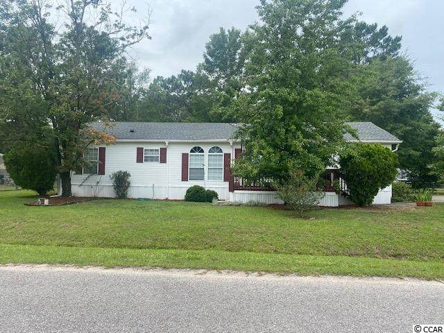 449 Sand Hill Dr., Conway, SC 29526 (MLS #2114778) :: Homeland Realty Group