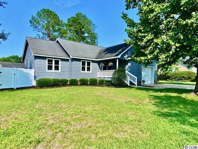 619 Six Lakes Dr., Myrtle Beach, SC 29588 (MLS #2114779) :: Garden City Realty, Inc.