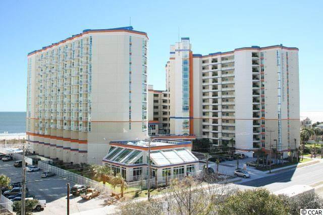 5300 N Ocean Blvd. #801, Myrtle Beach, SC 29577 (MLS #2115692) :: BRG Real Estate